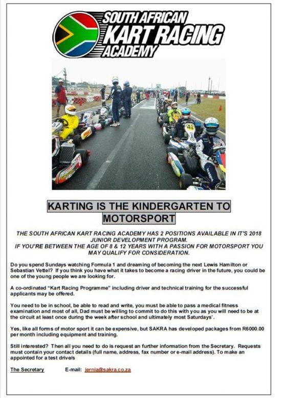 Karting Invite