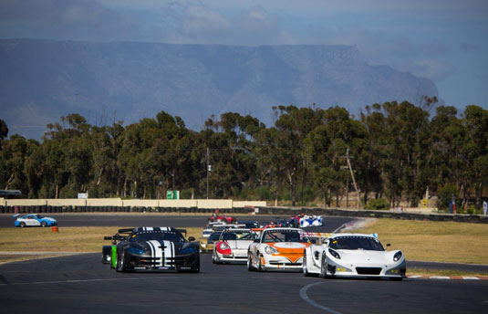 Sport And GT Car Western Province Motor Club Killarney - Sports car gt
