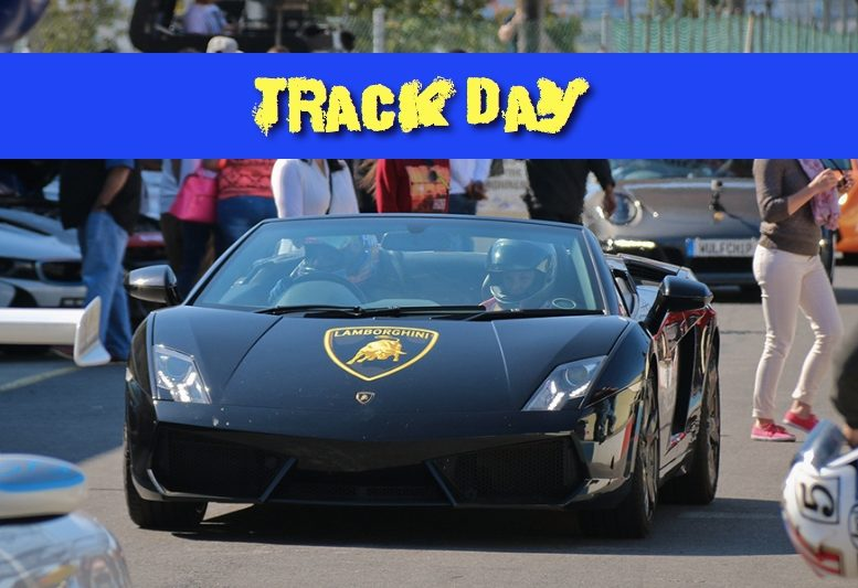 Track Day Pic