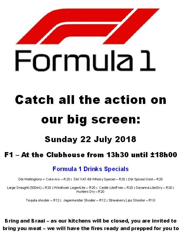2018 F1 Viewing 22July 2018