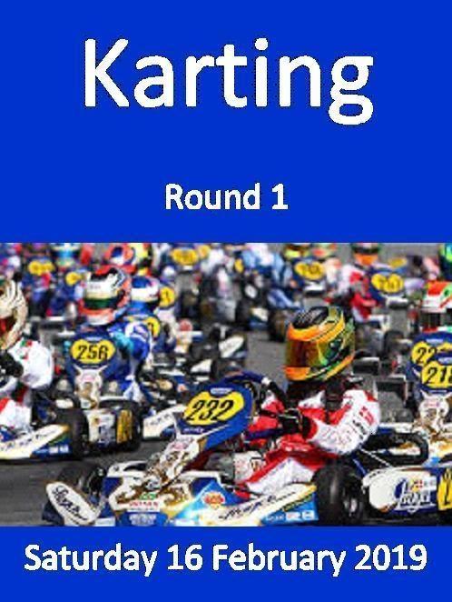 Karting Poster Rnd 1 16 Feb 2019 ver1