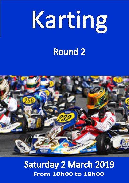 Karting Poster Rnd 2 2 Mar 2019 ver1