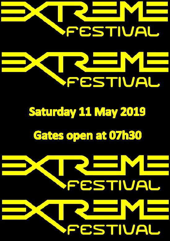 Extreme Festival 11May2019 Placeholder Poster