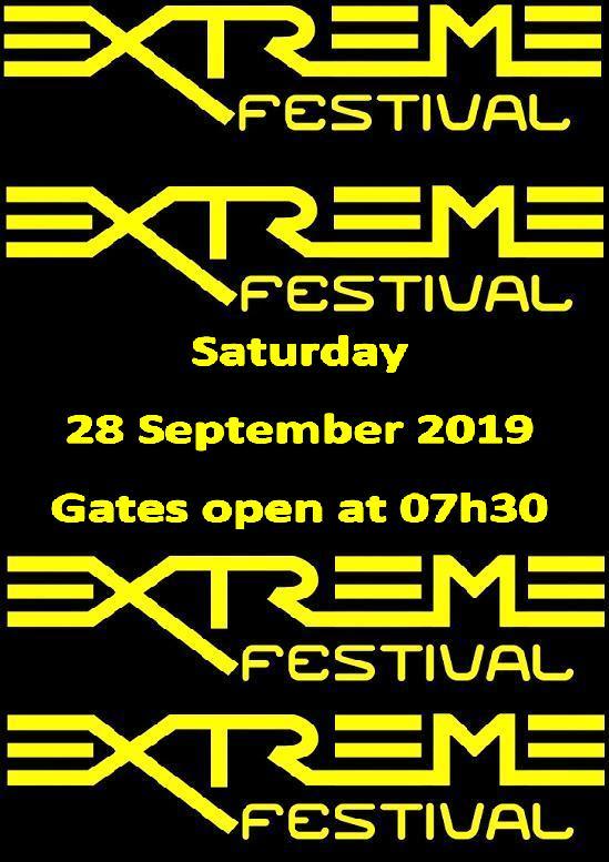 Extreme Festival 28Sept2019 Placeholder Poster